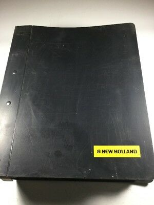 New Holland W110 W130 Wheel Loader Service Repair Manual Complete