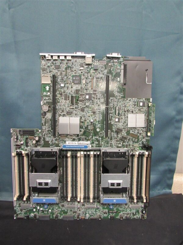 HP 622217-001 PROLIANT DL380P G8 SYSTEM BOARD - TESTED! 662530-001