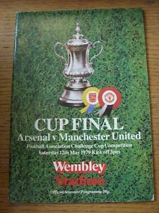 12-05-1979-FA-Cup-Final-Arsenal-v-Manchester-United-At-Wembley-Item-in-very