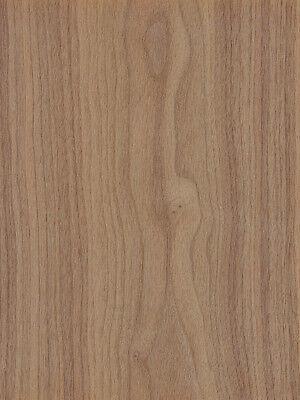 Walnut Wood Veneer Plain Sliced Paper Backer Backing 4 X 8 48 X 96