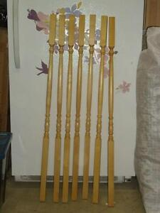 Maple Spindles