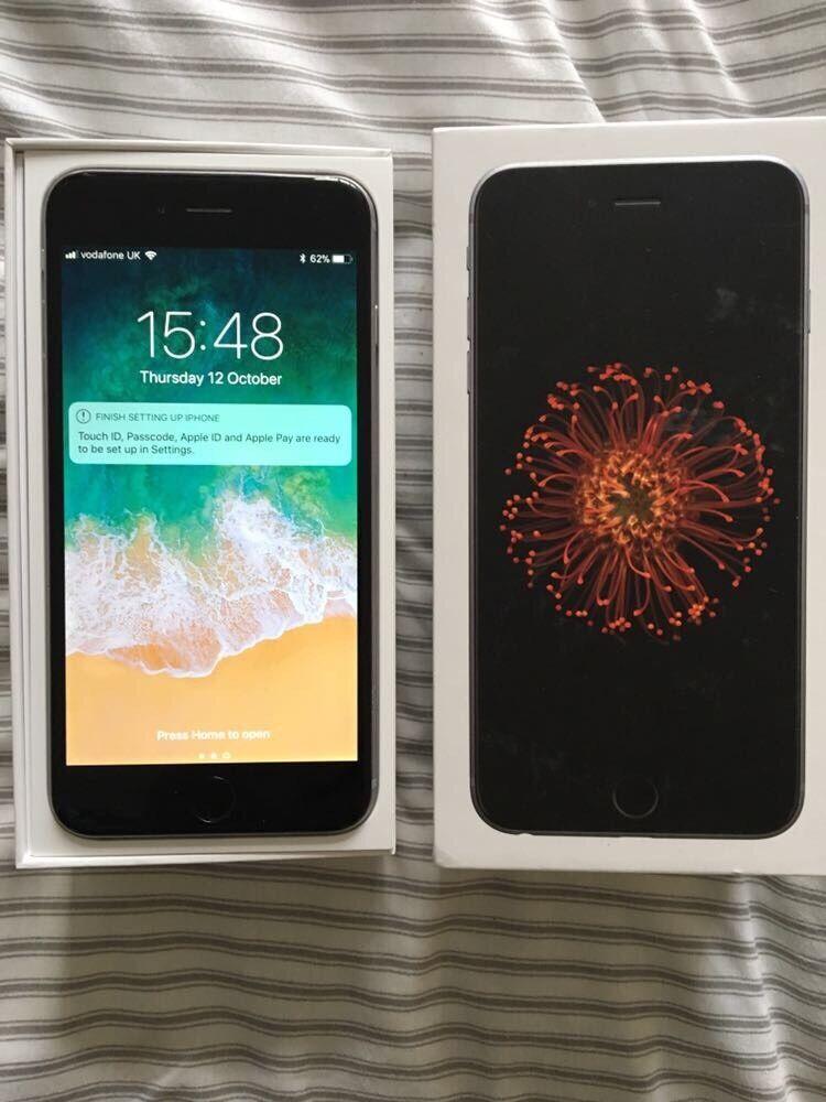 iPhone 6 Plus Vodafone - Lebara 16GB