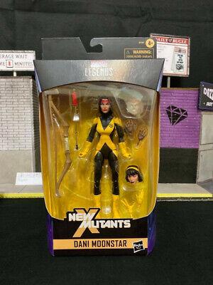 Marvel Legends New Mutants Dani Moonstar 1:12 Scale Action Figure