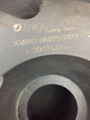 Ingersoll 6 Inch Face Mill. 36w8b 060-7558