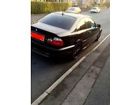 BMW e46 330ci for sale must go