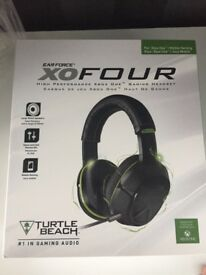 Turtle beach Ear force XO Four headphones