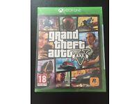 GTA V for Xbox One (BRAND NEW & SEALED)