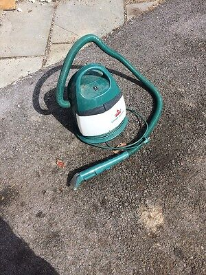 (Bissell 1720-1 Little Green Portable Deep Cleaner Upholstery Carpet Vacuum)