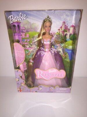 Barbie as Rapunzel.  NRFB #55532 2001. Excellent Condition Mint 2001