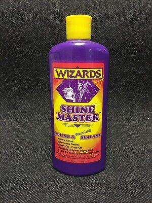 WIZARDS SHINE MASTER POLISH & BREATHABLE SEALANT (16 OZ.) WIZARDS 11033
