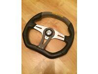 Momo Trek R Steering Wheel