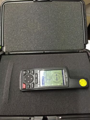 Magellan GPS 315 Waterproof Hiking GPS, Bundle Includes Case Manual & Bag