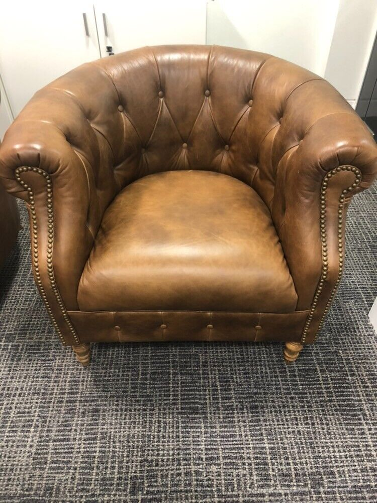 Prime Alexander And James Jude Leather Cal Tan Chairs Sofa X 4 Armchairs In London Gumtree Caraccident5 Cool Chair Designs And Ideas Caraccident5Info