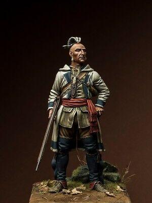 Tin Soldier, Museum, Woodland Warrior, Indians, USA, Native Americans, 75 - Woodland Warrior