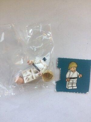 Luke Skywalker Lego 2014 Advent Calendar Sealed in Bag Unopened