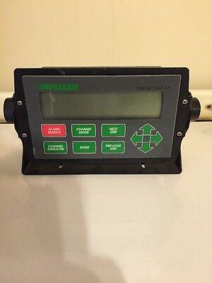 Praxair Digital Display Lr300-4110 Used Free Shipping
