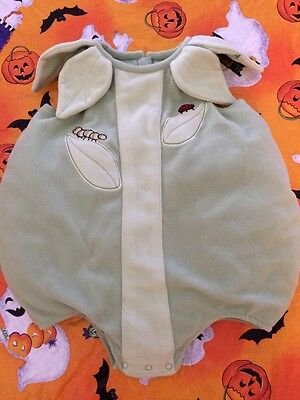 Children's Place Pea Costume Size 12-18 Months - Pea Costume