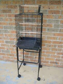 New Bird Cages all sizes from $20 cage stands from $25