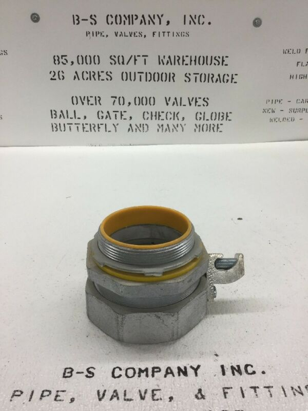"Crouse Hinds LTB400G Grounding Connector 4"" Conduit Fitting"