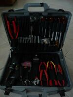 Xcelite TCMB150ST ProTool Case - with Additional Tools