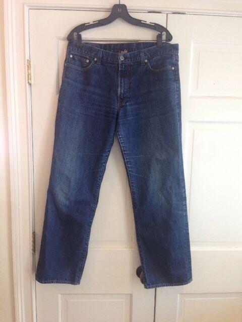 Lucky Mens Jeans 36 X 31 Vintage Straight | eBay