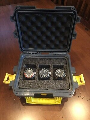 SUPER SET OF 3 INVICTA PRO-DIVER TRITNITE WRIST WATCH MODELS 17509 17510 17511
