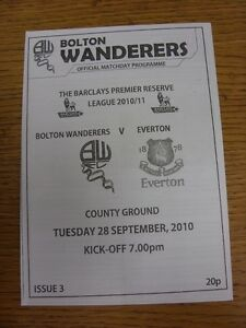 28-09-2010-Bolton-Wanderers-Reserves-v-Everton-Reserves-At-County-Ground-Four
