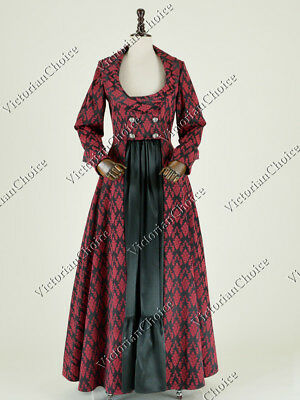 Edwardian Victorian Sherlock Holmes Jacket Dress Theater Steampunk Clothing - Sherlock Holmes Costume Women