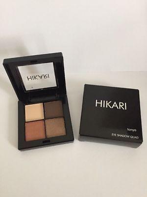 Hikari Tonya Eye Shadow Quad 8.0g Full Size  NEW and BOXED