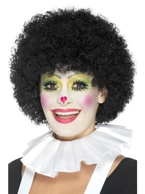 Clown Hals Rüschen, Zirkus Big Top Kostüm, - Big Top Kostüme