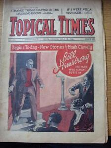 18-07-1936-Topical-Times-Magazine-No-0870-Inside-Gloucestershire-CCC-1936-Tea