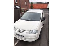 2005 VOLKSWAGEN CADDY C20 TDI 104 MOT'D AUG 2018 NO VAT £3000 ono