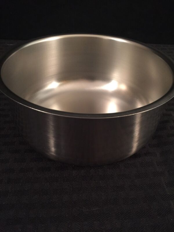 New Vollrath Stainless Steel Surgical Sponge Bowl Small Mixing Bowl 1 87414