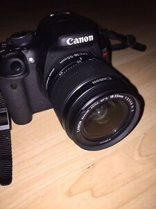 Canon Eos 600d ( Rebel T3i / Kiss X5) 18mp 3''screen Dslr