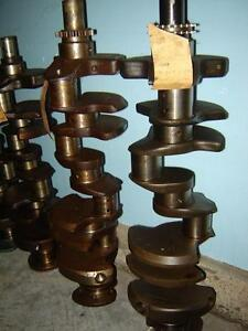 Small Block Chevrolet Crankshafts