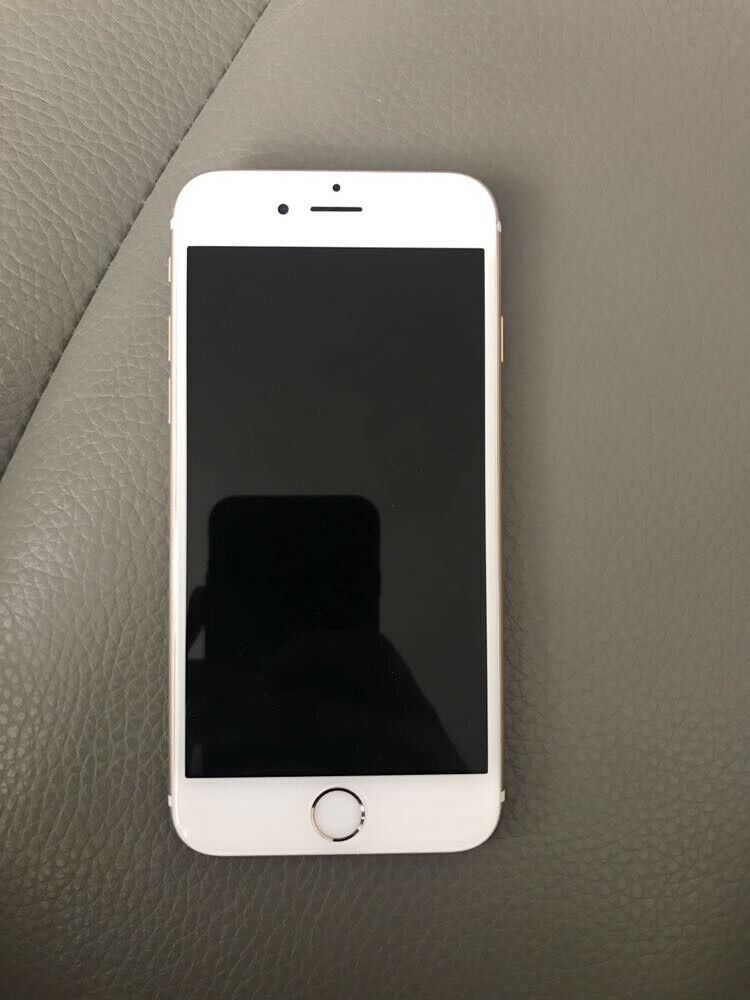 iPhone 6s gold unlocked £290 or nearest offer