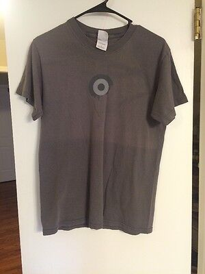 Ben Harper Both Sides of the Gun Tour Concert Shirt S Gray 2 Sided T-shirt