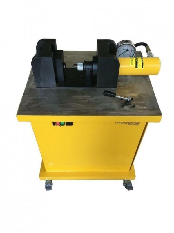 3in1 Electro-hydraulic Busbar Processor (5