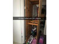 X3 Ikea Trofast Storage Units