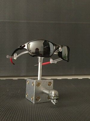 """OAKLEY MADNESS """"THE CUBE"""" SINGLE Skull Display stand, for Romeo, Juliet, AMMO for sale  Shipping to Canada"""