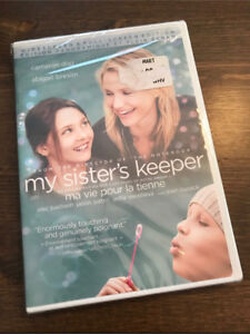 BRAND NEW my sister's keeper DVD
