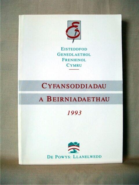 Eisteddfod Genedlaethol Frenhinol Cymru; DE POWYS : LLANELWEDD 1993; Hughes