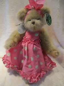Bearington Bear Collection - Patsy Polkadots Strathcona County Edmonton Area image 1