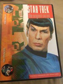 4 x Star Trek Original Series Region 1 DVDs
