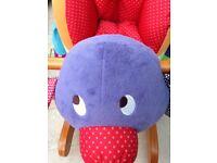 Toddler Elephant Rocker
