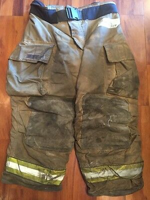 Firefighter Globe Bunker Turnout Gear Pants 40x28 G Extreme Halloween Costume
