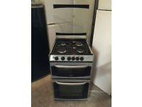 Silver CANNON Very Nice Gas Cooker 55cm Wide (Fully Working & 4 Month Warranty)