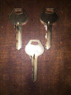 Corbin Russwin Lfic Blue Construction Keys Only