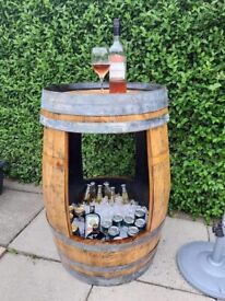 Barrel Table Free Local Delivery