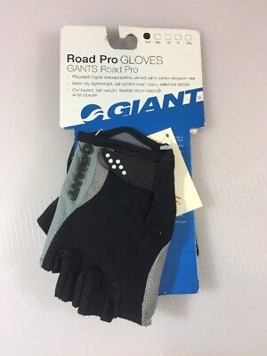 5638 Giant Tour SF Cycling Gloves Size Extra Large XL